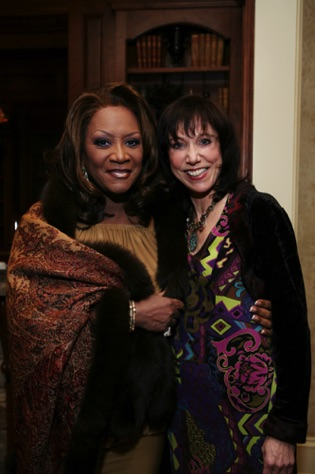 "Patti LaBelle recorded my song ""Let Me Be There For You"" (co-written w Dwayna Litz)"