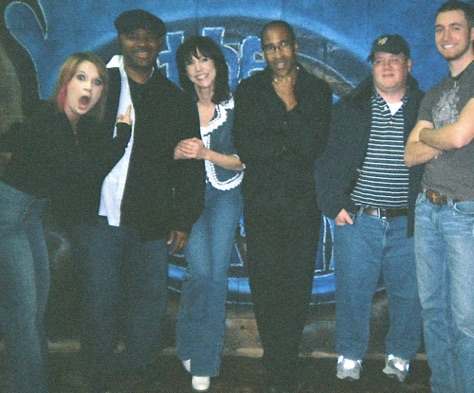 The Music Arena w Rachel Little, J Donte, Jayne, Ricky Hunter, Dave Gooch Joey Byrd