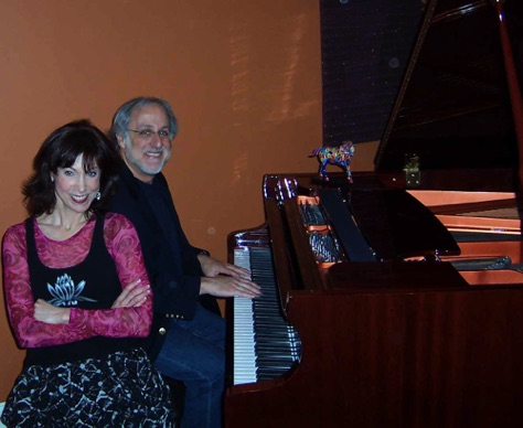 My piano mentor from my teen years, Bob Stein.